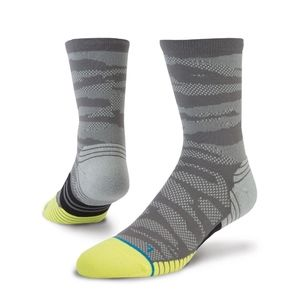 New Men's Stance Fusion Run Sock (Bandit Too Crew)